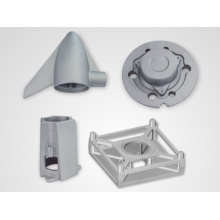 Aluminum Precision Casting Aerospace Part
